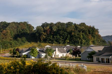Kendal at Granville Arboretum