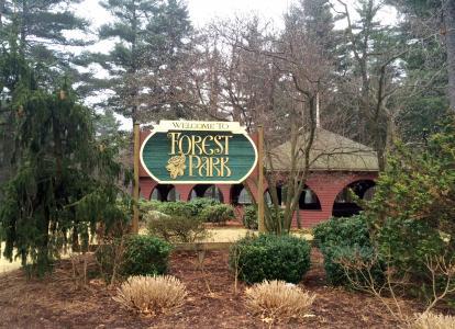 Forest Park Arboretum