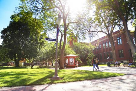 Lewis-Clark College Arboretum