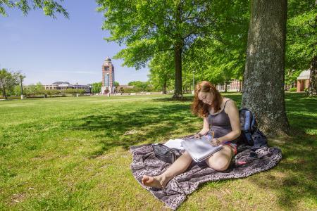 University of Arkansas Fort Smith student
