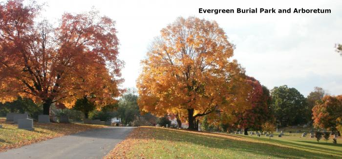 Evergreen Burial and Arboretum