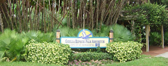 Gizella Kopsick Arboretum