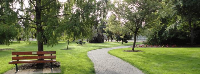 Oval Path