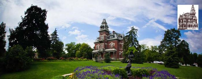 Vaile Mansion Arboretum